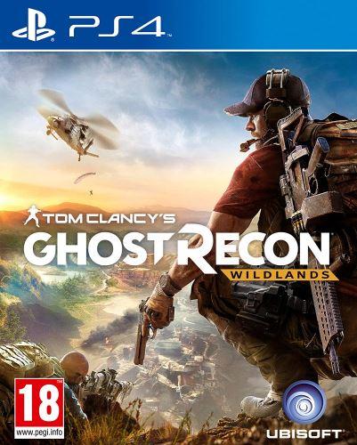 PS4 Tom Clancys Ghost Recon Wildlands (CZ)