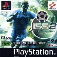 PSX PS1 Iss Pro Evolution 2
