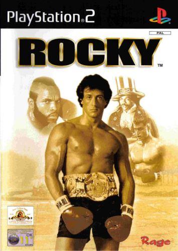 PS2 Rocky