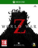 Xbox One World War Z (nová)