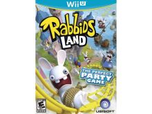 Nintendo Wii U Rabbids Land