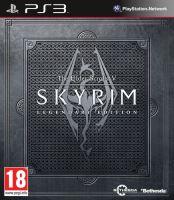PS3 The Elder Scrolls Skyrim 5 Legendary Edition