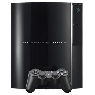 PlayStation 3 Fat 40/80 GB