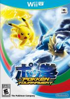 Nintendo Wii U Pokkén Tournament