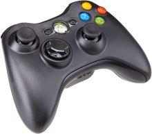 [Xbox 360] Bezdrátový Ovladač Microsoft - černý