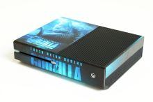 Xbox One 500 GB polep Godzilla