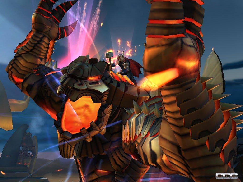 Xbox 360 Thor God Of Thunder
