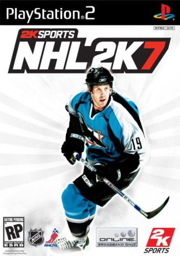 PS2 NHL 2K7 2007