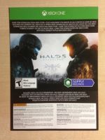 Voucher Xbox One Doplňek k hre Halo 5 - Supply Req Pack