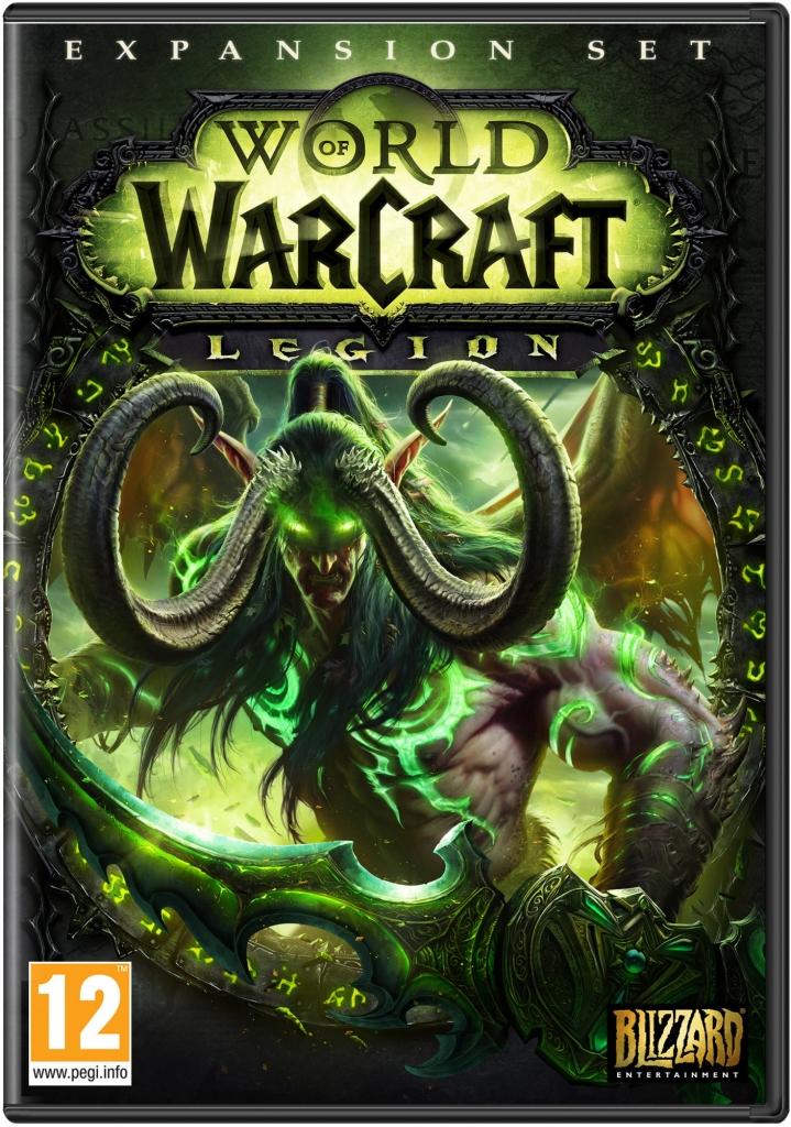 PC World of Warcraft: Legion (datadisk)