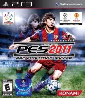 PS3 PES 11 Pro Evolution Soccer 2011 (bez obalu) (DE)