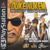 PSX PS1 Duke Nukem: Land of the Babes
