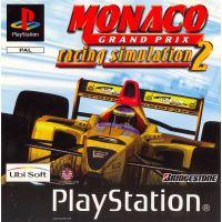 PSX PS1 Racing Simulation 2