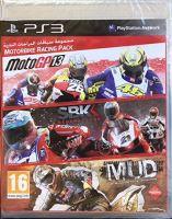 PS3 Motorbike Racing Pack: MotoGP13, SBK Generations, MUD: FIM Motocross World Championship