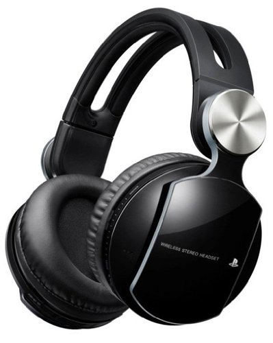 [PS3|PS4] Sony Pulse Wireless Stereo Headset (estetická vada)