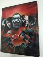 Steelbook - PS3 Injustice Gods Among Us