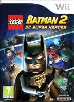 Nintendo Wii Lego Batman 2 DC Super Heroes