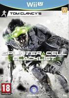 Nintendo Wii U Tom Clancys Splinter Cell Blacklist (nová)