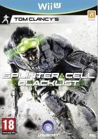 Nintendo Wii U Tom Clancys Splinter Cell Blacklist (nová)