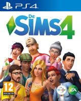PS4 The Sims 4 (nová)