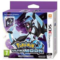 Nintendo 3DS Pokémon Ultra Moon Steelbook Edition (nová)