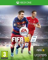 Xbox One FIFA 16 2016 (CZ)
