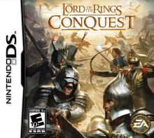 Nintendo DS The Lord of the Rings Conquest