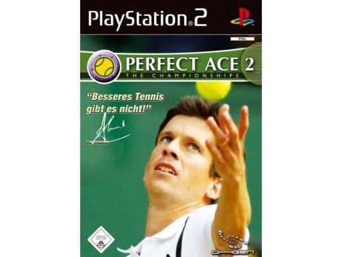 PS2 Perfect Ace 2 - The Championships