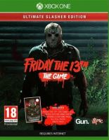 Xbox One Friday the 13th: The Game - Ultimate Slasher Edition (nová)