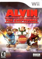 Nintendo Wii Alvin A Chipmankové, Alvin And Chipmunks