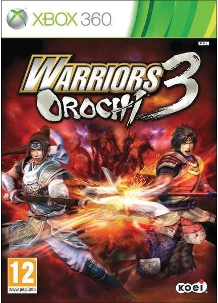 Xbox 360 Warriors Orochi 3