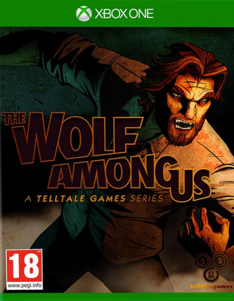 Xbox One Wolf Among Us