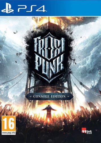 PS4 Frostpunk (nová)