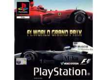 PSX PS1 F1 World Grand Prix