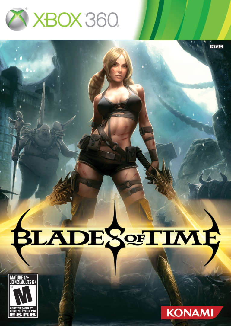 Xbox 360 Blades of Time