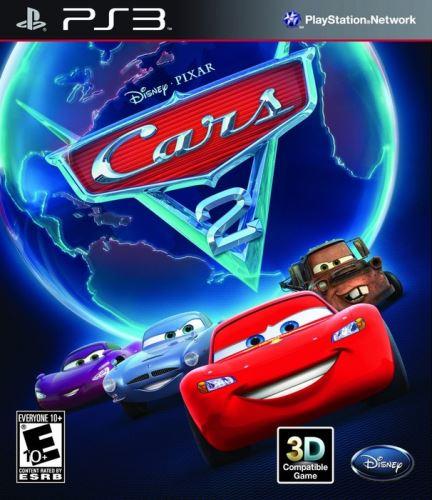 PS3 Auta 2, Cars 2 (DE)