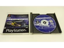 PSX PS1 R/C Stunt Copter (445)