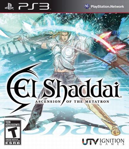 PS3 El Shaddai Ascension Of The Metatron