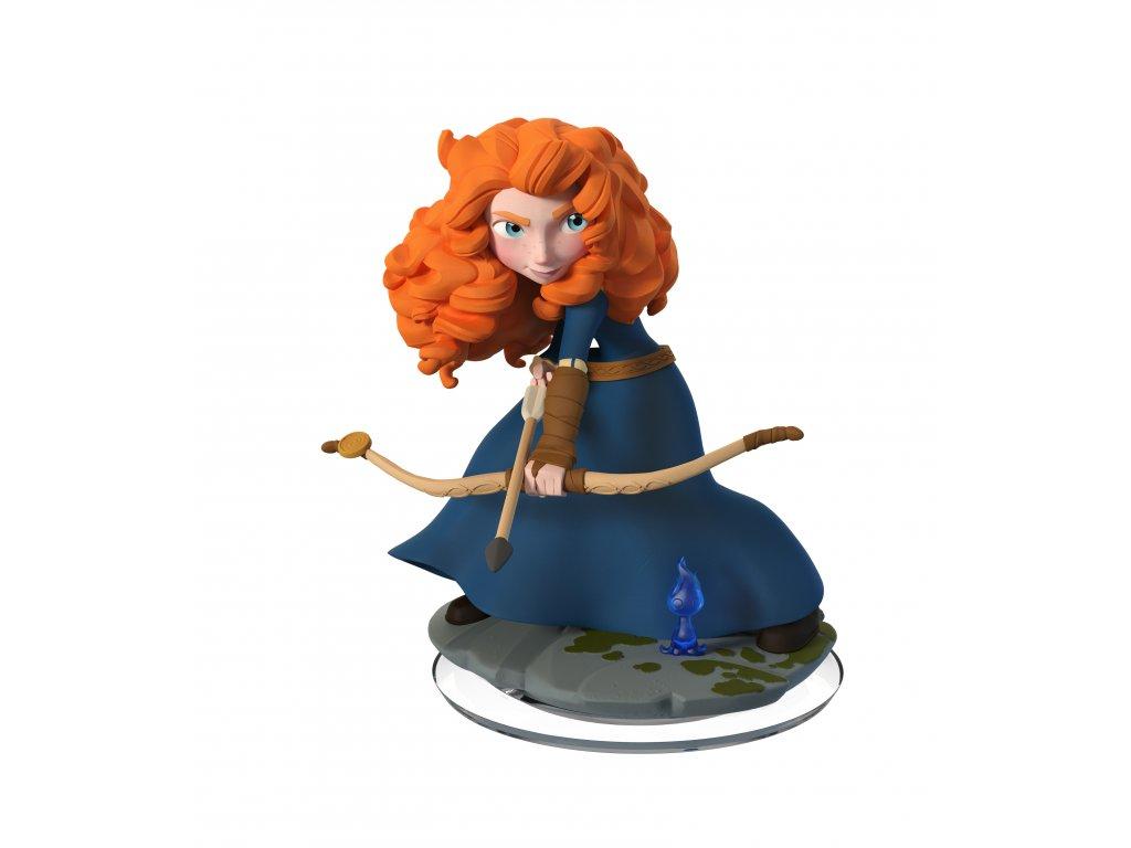 Disney Infinity Figurka - Merida Brave (Rebelka)