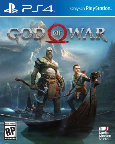 PS4 God of War (CZ)