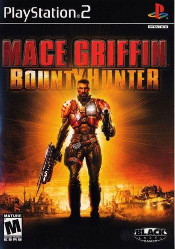 PS2 Mace Griffin Bountyhunter