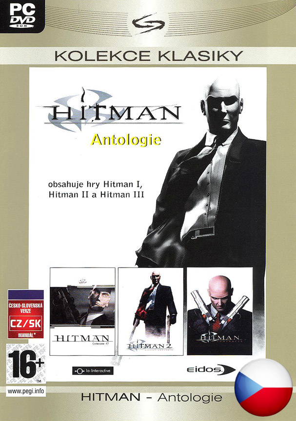 PC Hitman Antologie (Hitman Anthology) (CZ)