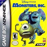 Nintendo GameBoy Disney-Pixar's Monsters, Inc.