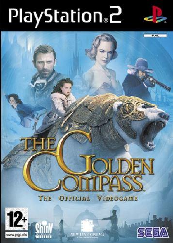 PS2 Zlatý Kompas, The Golden Compass