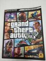 Game Book - GTA V Grand Theft Auto 5 (DE) (estetická vada)