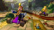 PS4 Crash Team Racing: Nitro Fueled (nová)