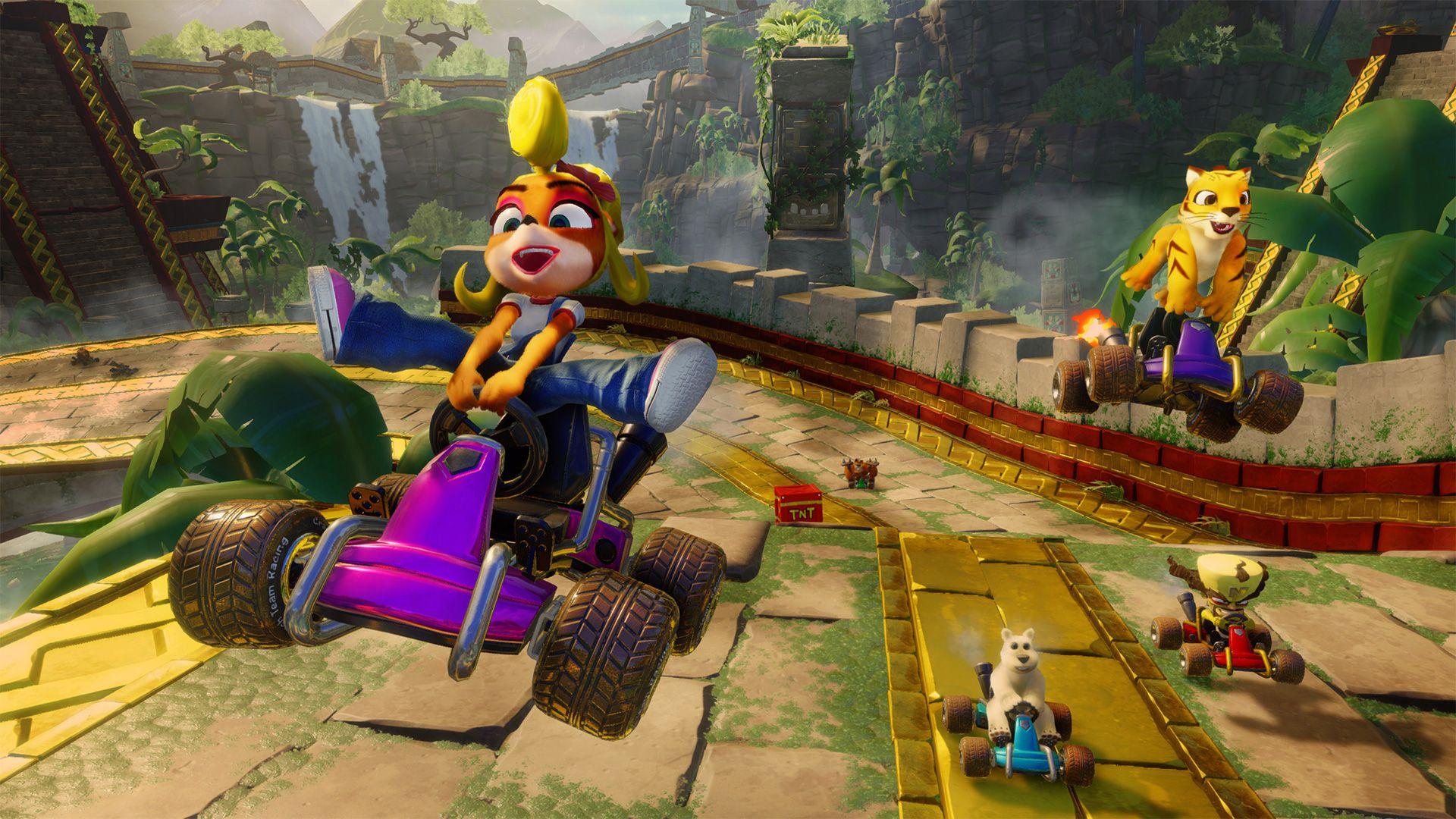 Xbox One Crash Team Racing: Nitro Fueled (Nitros Oxide Edition) (nová)