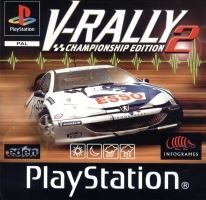 PSX PS1 V-Rally 2