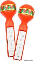 [Nintendo Wii] 2x Nástavec na ovladač - rumbakoule (estetická vada)