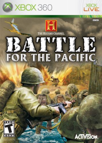 Xbox 360 Battle For The Pacific